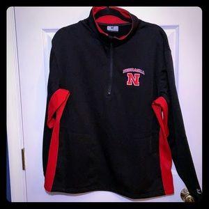Go Big Red! Nebraska Pullover so Large
